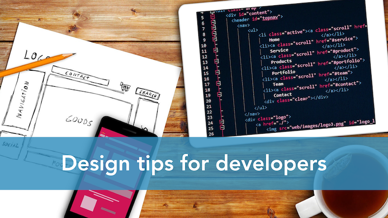 Design for developers