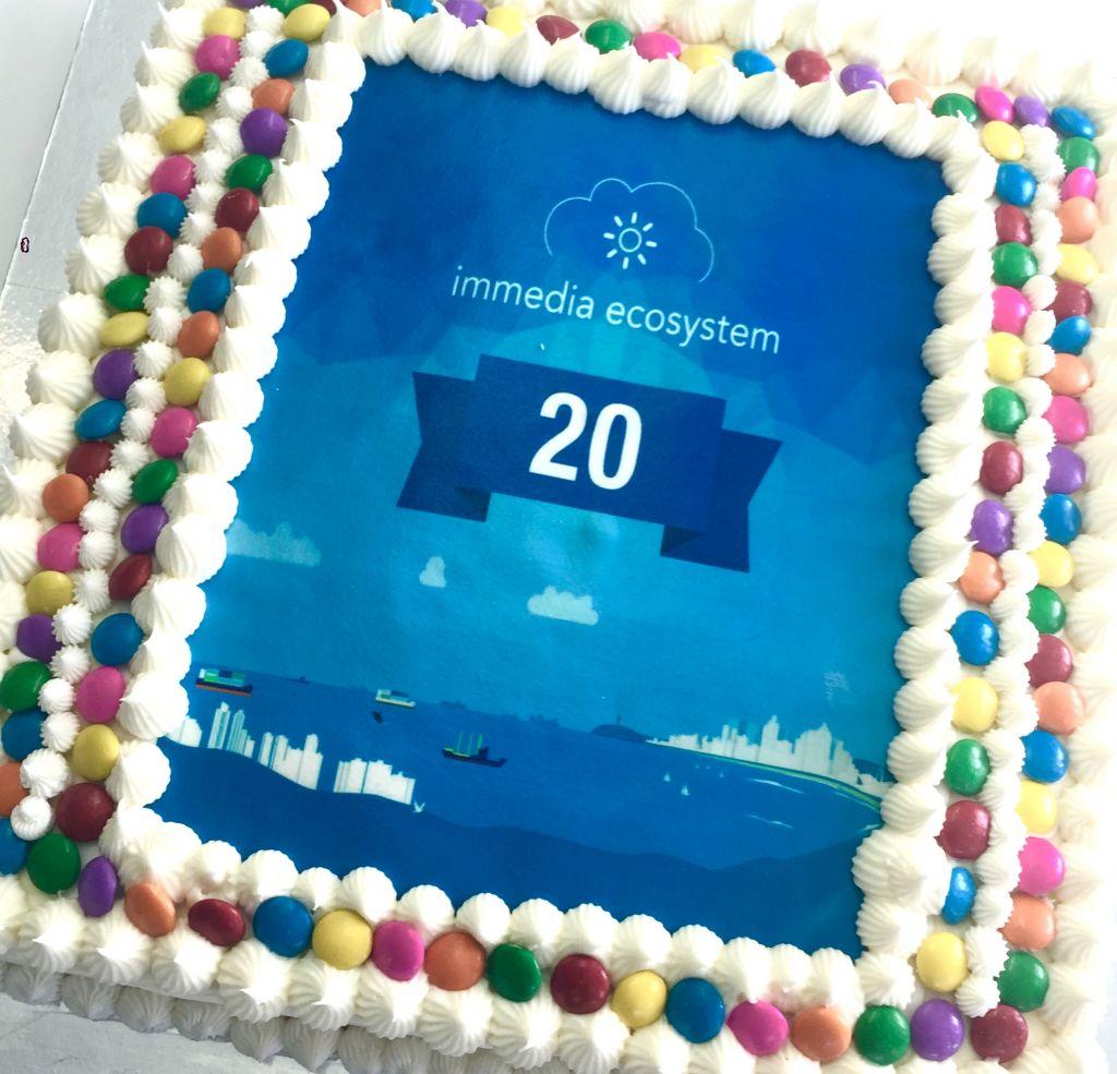 20th-anniversary-cake