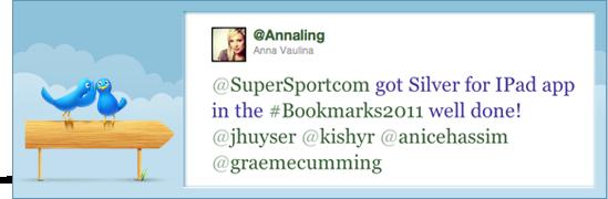 SuperSport tweet