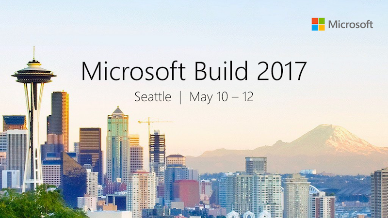immedia livestream: Microsoft Build 2017