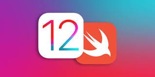 iOS12 & Swift